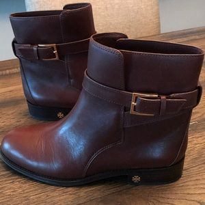 NWOT Tory Burch Brooke Ankle Bootie